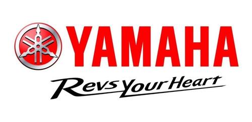 guardabarro delantero posterior orig p/ yamaha new crypton