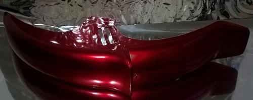 guardabarro delantero zanella rx 150 bordo motos comics
