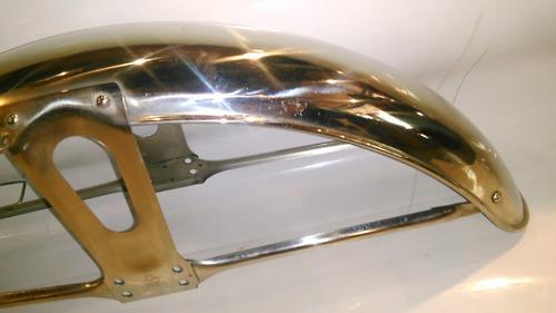 guardabarro delantero zanella sapucai 150 full (mt44370)
