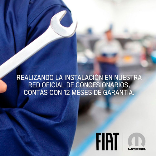 guardabarro fiat nueva strada fase iv working 3p 13/18