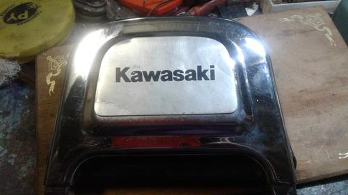 guardabarro trasero original japon kawasaki vulcan 500 cc