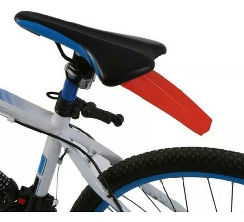 guardabarros bicicleta
