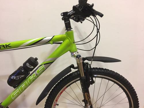 guardabarros plasticos para bicicleta rodado 26 a 29