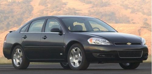 guardafango derecho chevrolet impala ss 2007- 2008 nuevo