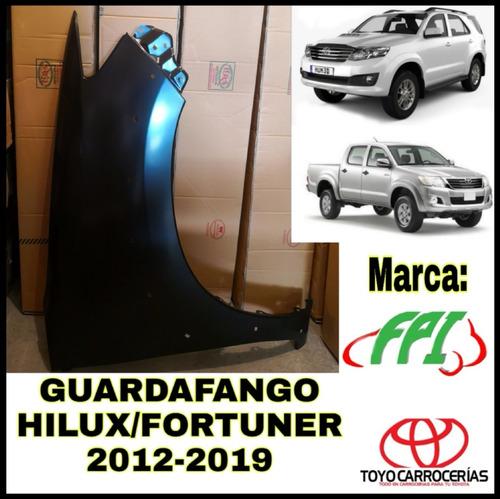 guardafango fortuner 2012 2013 2014 2015 2016 2017 2018