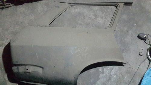 guardafango renault 12 trasero camioneta + vidrio lateral