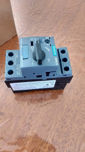 guardamotor 3rv2011 1ha15 siemens