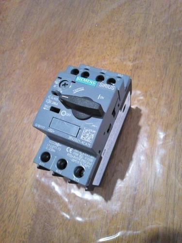 guardamotor 3rv2021-4ca15 siemens