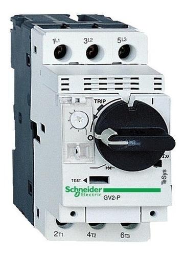 guardamotor schneider 1.6-2.5 a, gv2p07