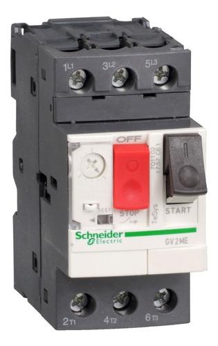 guardamotor schneider electric 2,5-4,0 amp gv2me08