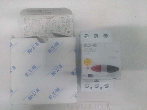 guardamotor termomagnetico pkzm01-16