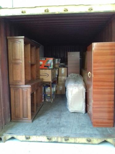 guardamuebles / contenedores marítimos / bauleras / en pilar