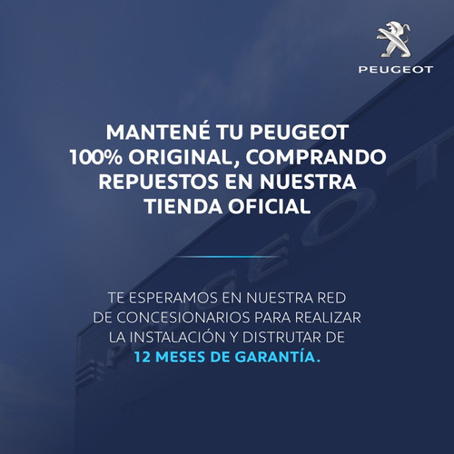 guardaplast trasero derecho peugeot 208 1.6 16v