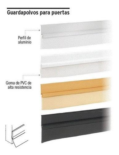 guardapolvo 120 cm negro hermex 43037
