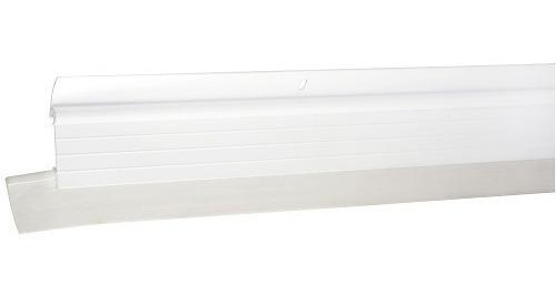 guardapolvo automático color blanco 100 cm lgpa100b lock