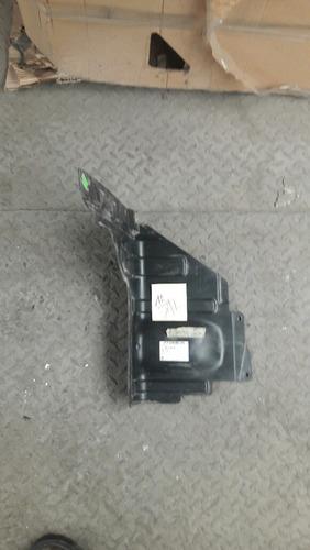 guardapolvo deflector derecho motor aveo 2004/2010 original