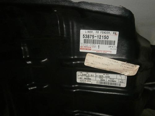 guardapolvo delantero rh corolla 87-95 *53875-12150*