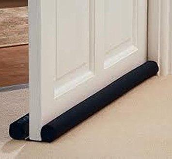 guardapolvos bajo puerta evita insectos, frio, calor 1pieza