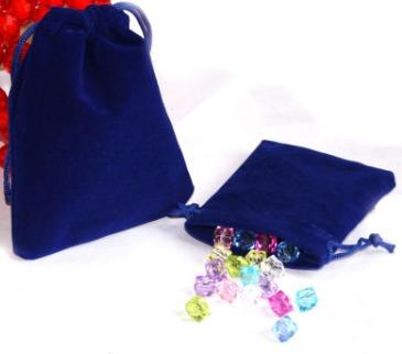 guardapolvos joyas, bolsa terciopelo para joyería regalo !