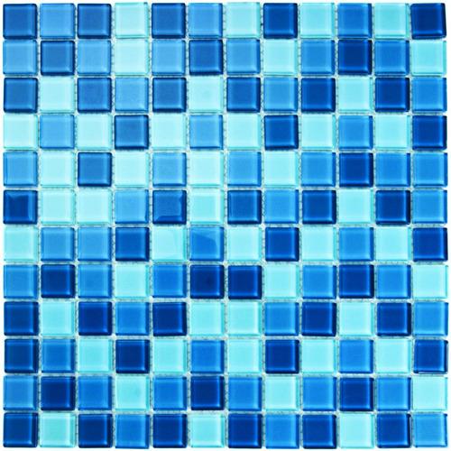 guardas vidrio malla vidrio venecitas azul traful misiones