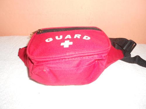 guard***cangurera roja***