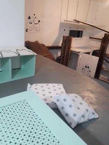 guarderia felina en villa crespo - sin jaulas -