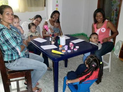 guarderia maternal.centro de estimulación mis primeros pasos