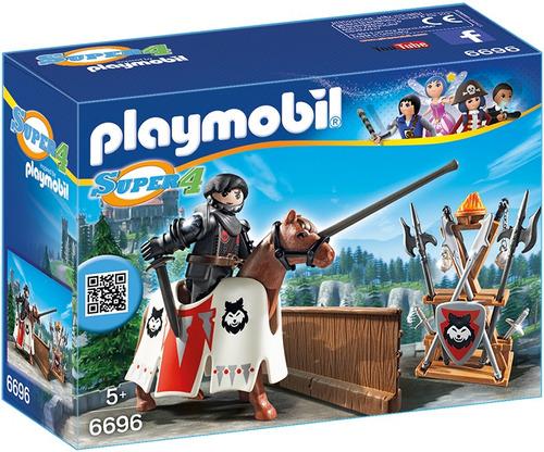 guardia del baron negro juguete interactivo r5236