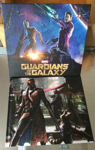 guardianes de la galaxia concept art