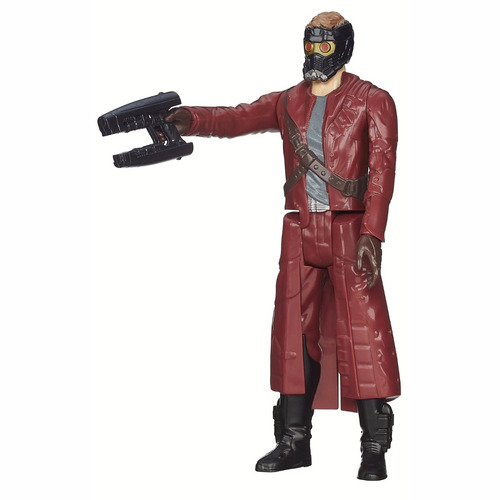 guardianes de la galaxia star lord 30cm original hasbro