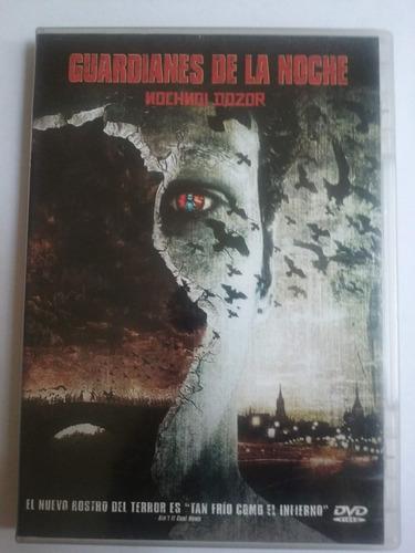 guardianes de la noche dvd 2 discos - como nuevo -