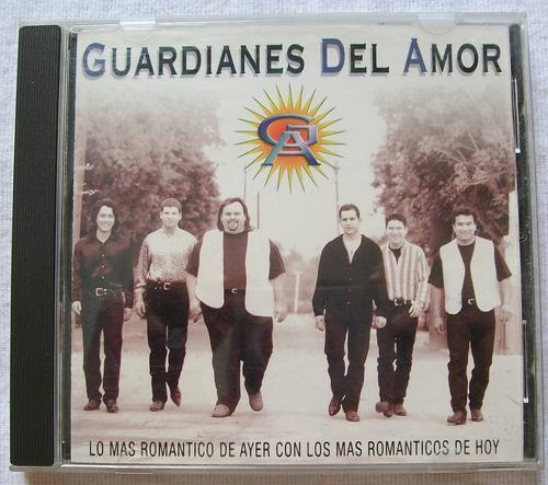 guardianes del amor. lo mas romantico de ayer. cd bmg 1998