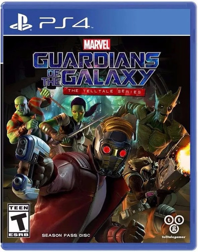 guardians of the galaxy: the telltale series envío grátis.