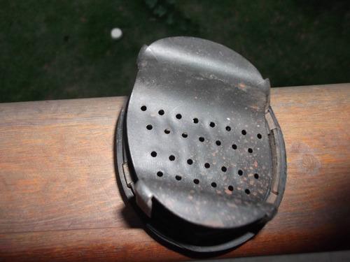 guarnicao silenciador tomada admissao golf gl glx gti vr6