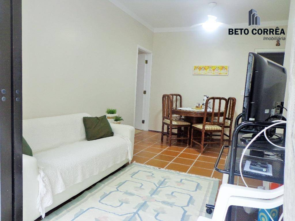 guarujá, enseada  lindo apartamento, 2 dorms, mobiliado, impecável, próximo a praia. - ap0260