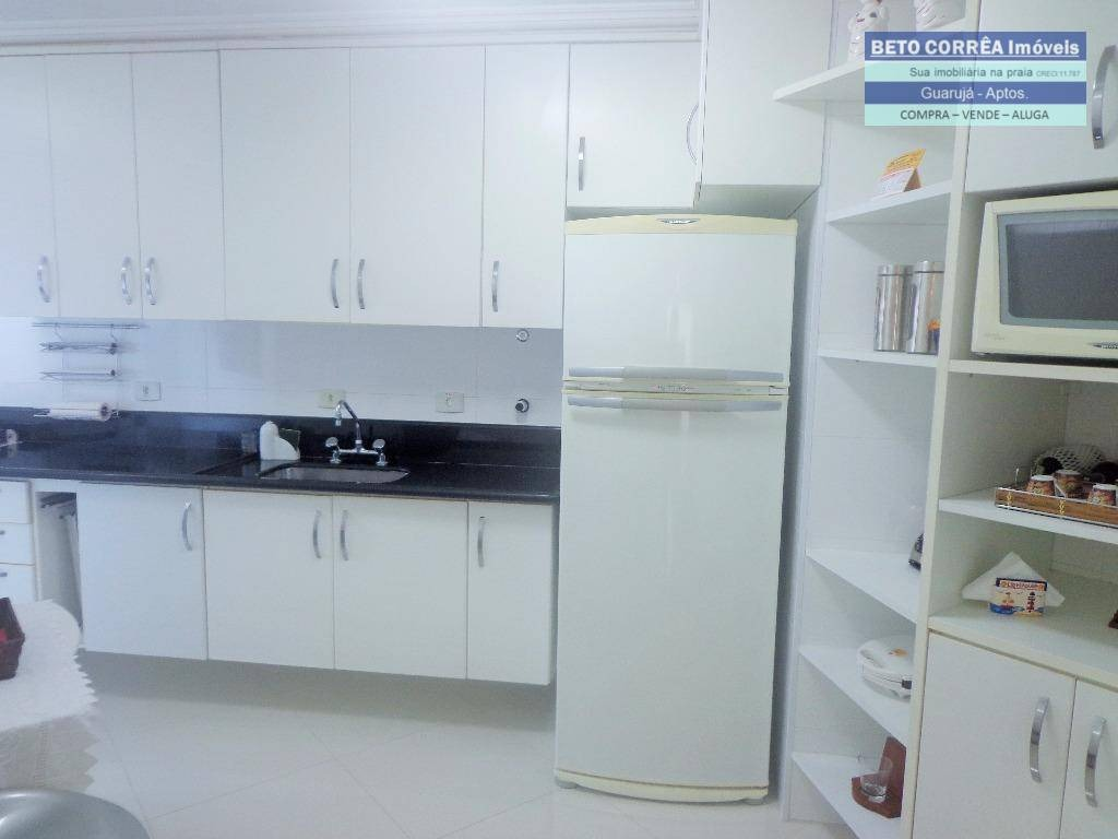 guarujá, enseada - lindo apartamento com fino acabamento, mobiliado, 3 amplos dorms, lazer completo, próximo a praia. - ap0240