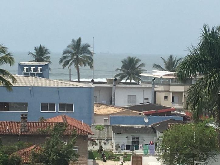 guarujá enseada - vista do mar - 3dm / 1ste (10pessoas) - 127