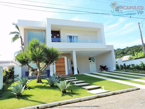 guarujá jardim acapulco - 04  suítes - 450 metros área construída !!! - ca0019