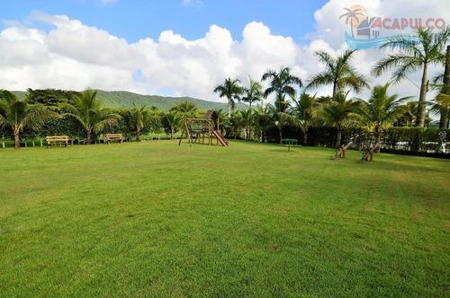 guarujá jardim acapulco - 06 suítes - 3000 metros de terreno - 8 vagas !!! - ca0020