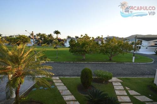 guarujá - jardim acapulco - frente praça - 1.600 metros - 6 vagas !!! - ca0071