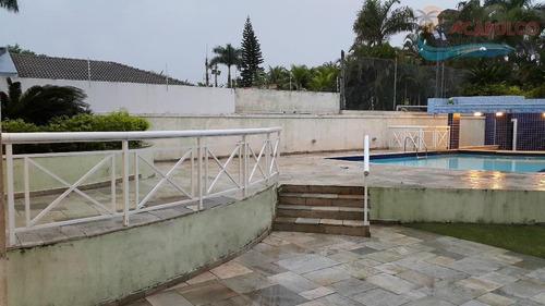 guarujá jardim acapulco - frente praça - 5 suítes - 1.000 metros !!! - ca0012