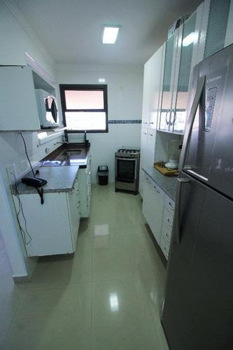 guarujá pitangueiras flat 2 dormitórios ar condicionado piscina lazer completo manobrista serviço de praia portaria 24 horas - fl0011