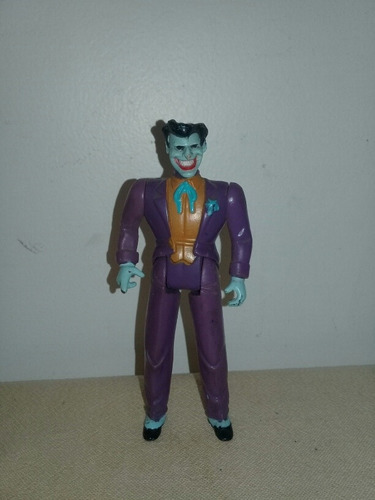 guasón joker dc comics retro kenner 1992