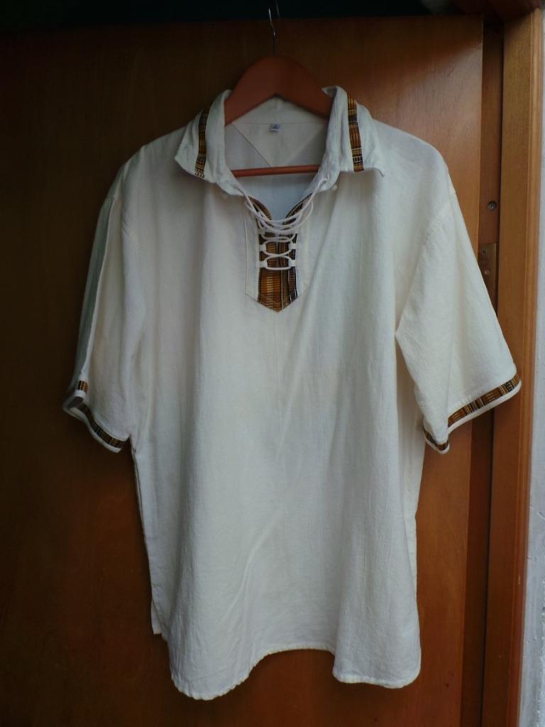 guatemala  camisa tradicional talla g perfecto estado
