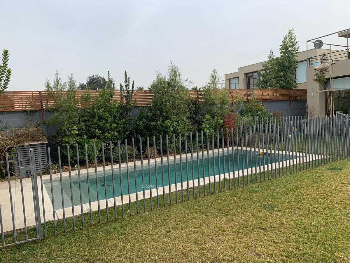 guay guay - dorms - quincho - piscina / pasos colegio san anselmo