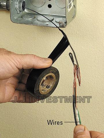guaya de acero para pasar cables pasacables 30mts + obsequio