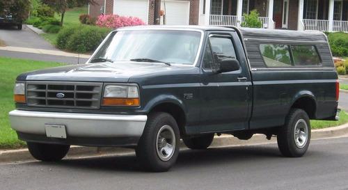 guaya de capot universal ford bronco pickup f150 f350