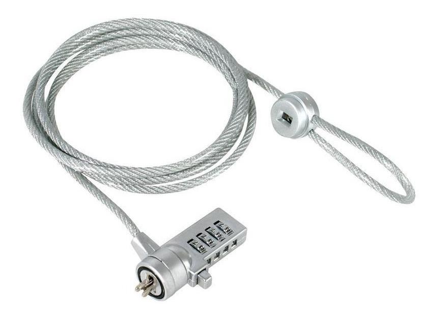 Guaya De Alta Seguridad X-Kim Guak-Nt 1,36Mtscon Clave Clave