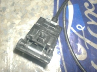 guaya manilla capot ford ecosport titanium 2014-2015