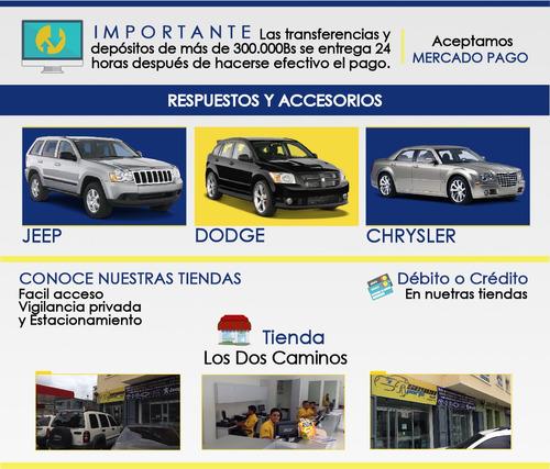 guaya selectora cambios jeep liberty 2006 al 2014 mopar sp
